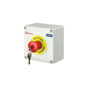Emergency Rapid Shutdown Key Lock Switch (NON-UL)