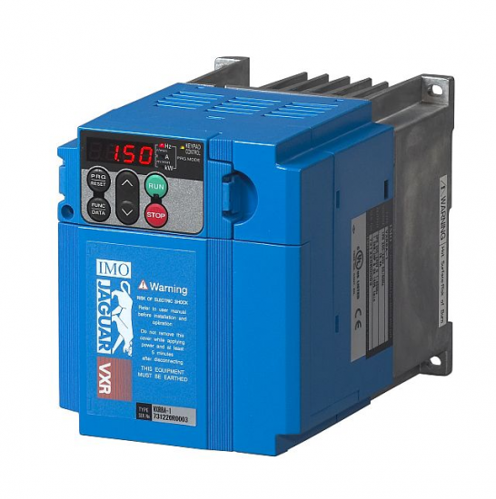 Ac Drives VXR Series - Click Image to Close