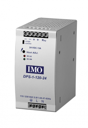 DPS-1-120-24DC DIN Rail Power Supply