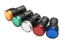 LED Indicator Lights