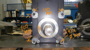 Custom Reducers and Electric Motors