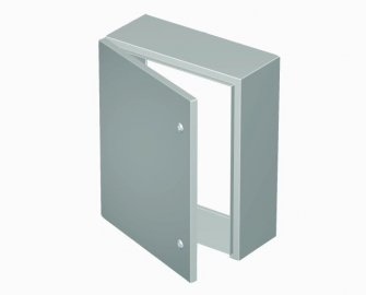 NEMA 1 Single Door Wall Mount