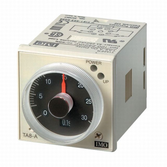 Timer Panel Mount - Click Image to Close