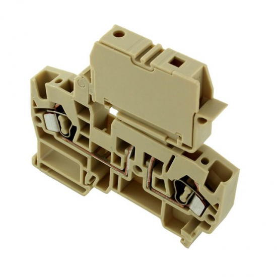 Fuse Holder Screwless Din Terminal Block - Click Image to Close