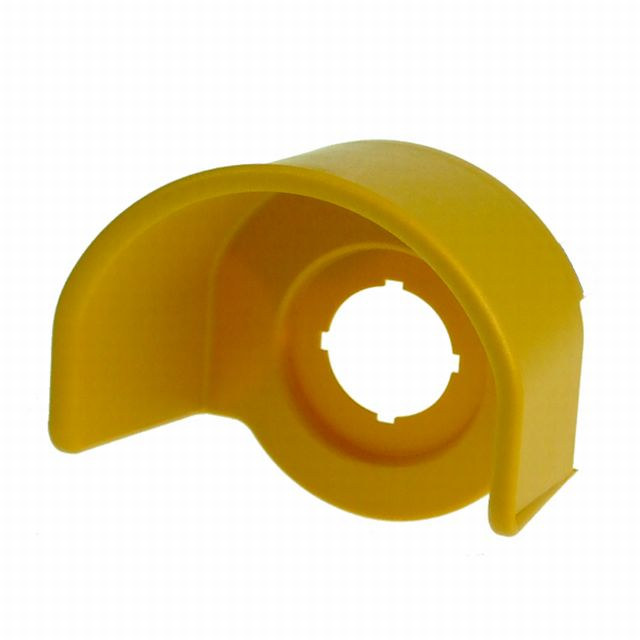 Protective Guard E Stop B3 Sk Yellow Industrial