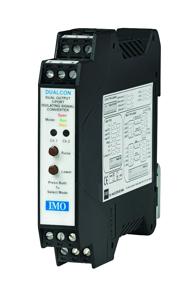 Signal Conditioners Dualcon 3 Industrial Control Direct
