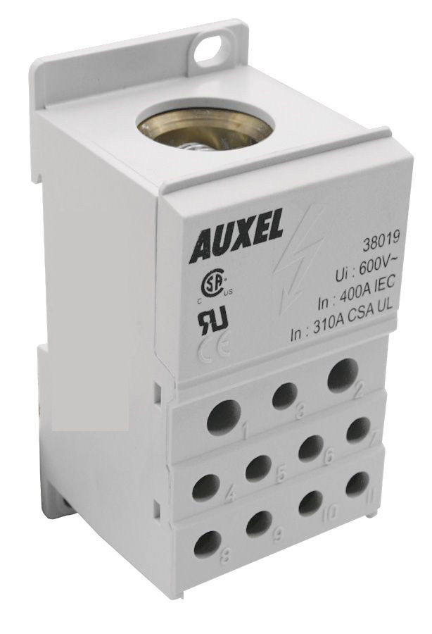 Power Distribution Block 38019 Industrial Control Direct