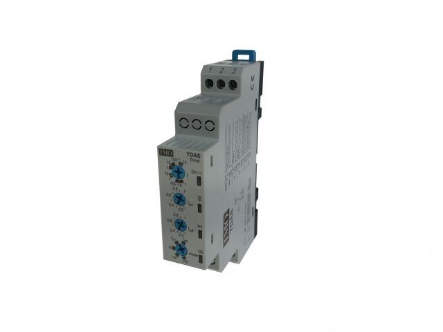 Timer Din Rail Tdas Industrial Control Direct